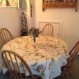 Magnolia Chintz tablecloth