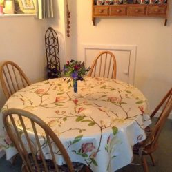 Magnolia Chintz tablecloth