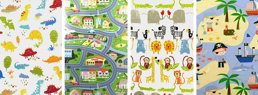 children's oilcloths June 2016