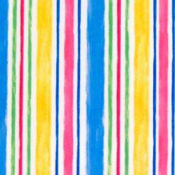 Fiesta Pastel Gloss Oilcloth