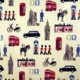London Gloss Oilcloth