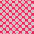 Maisy Raspberry Gloss Oilcloth