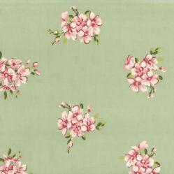 Molly Sage Oilcloth