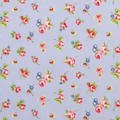 Rosebud Powder Gloss Oilcloth