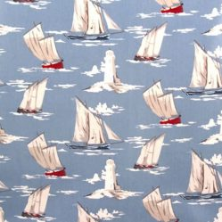 Set Sail Gloss Oilcloth