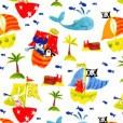 Shipmates Primary Gloss Oilcloth