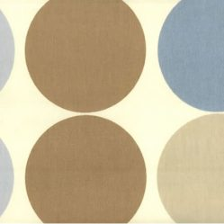 Great Dot Powder Matt Oilcloth