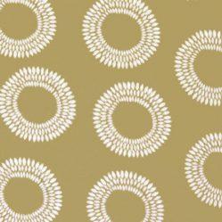 Taunton Latte Matt Oilcloth