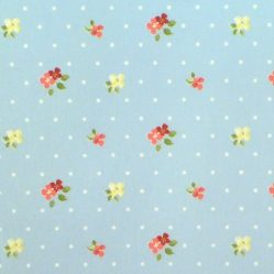 Blossom Powder Gloss Oilcloth