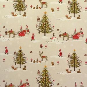 Christmas_Oilcloth_Woodland