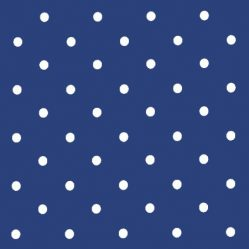 Dotty Denim Oilcloth