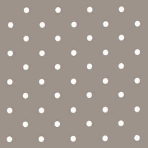 Dotty Smoke Oilcloth