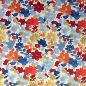 Fantasia Ruby Gloss Oilcloth