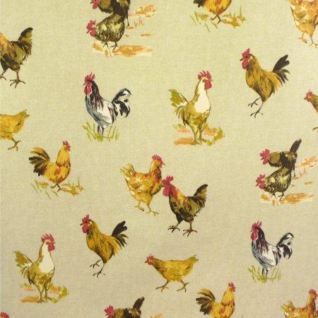 oilcloth-hens