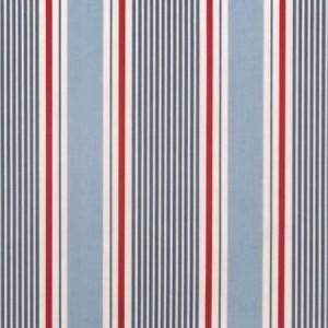 Marine Stripe Gloss Oilcloth