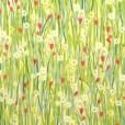 Summer Meadow Gloss Oilcloth