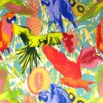Tropical Jungle Oilcloth