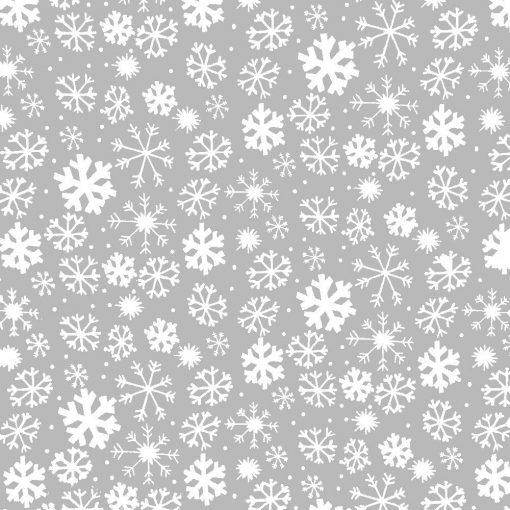 snowflake-silver