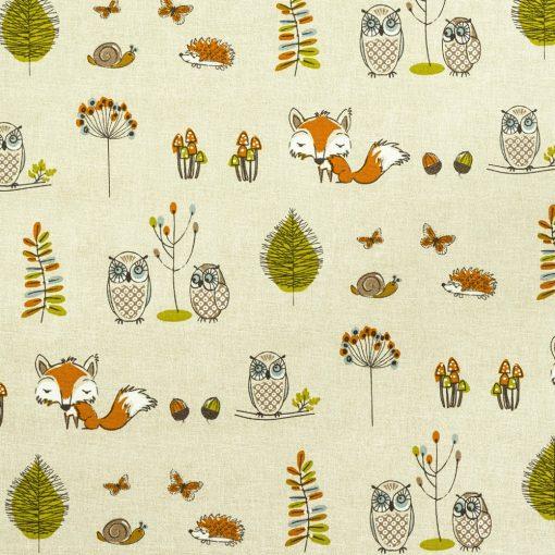 woodland_fox